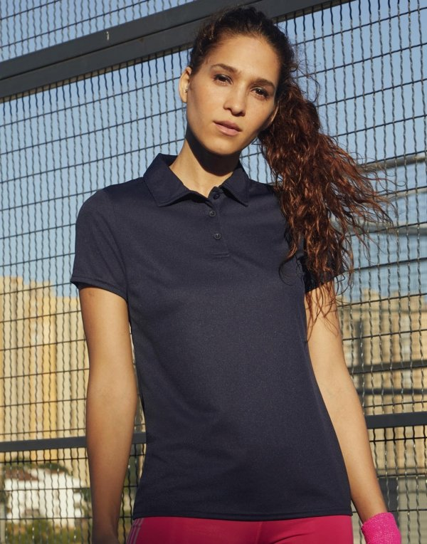 Damen Performance Poloshirt