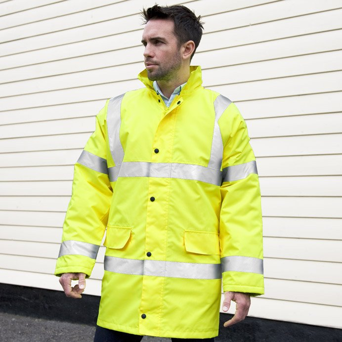 Sicherheit High Viz Coat